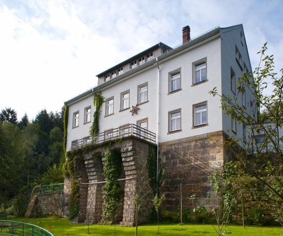 """""""Die Burg Schöna"""""""