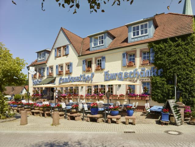 Landgasthof Burgschänke