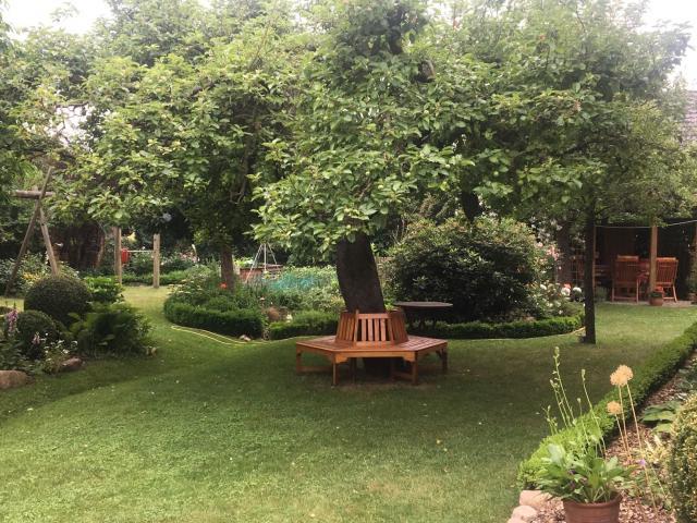 Das Gästezimmer zum großen Garten