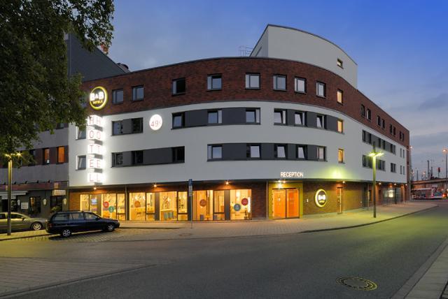 B & B Hotel Hamm