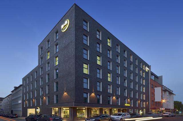 B & B Hotel Dortmund-City