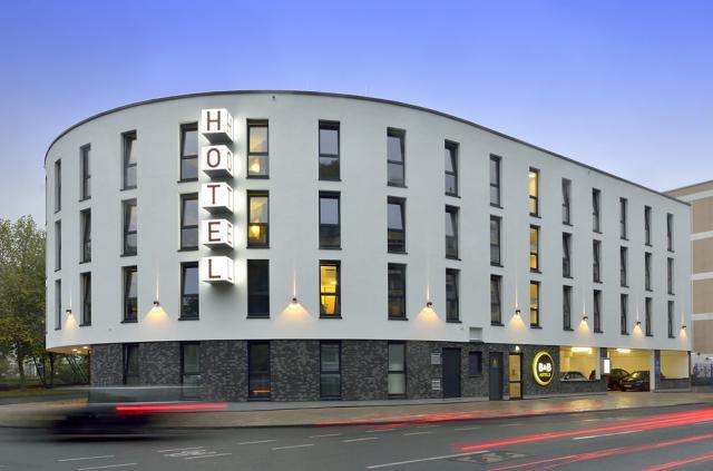 B & B Hotel Wuppertal