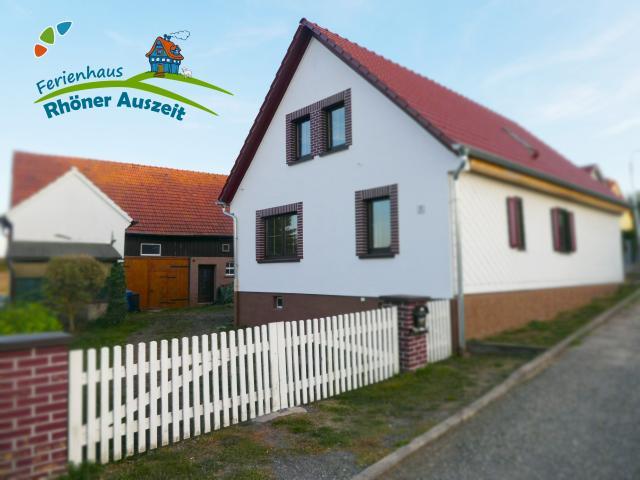 Ferienhaus Rhöner-Auszeit