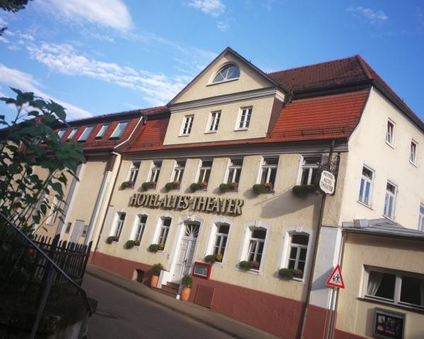 Hotel Altes Theater Heilbronn