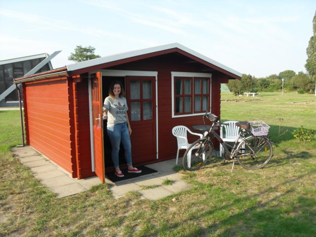 Feriencamp Lensterstrand