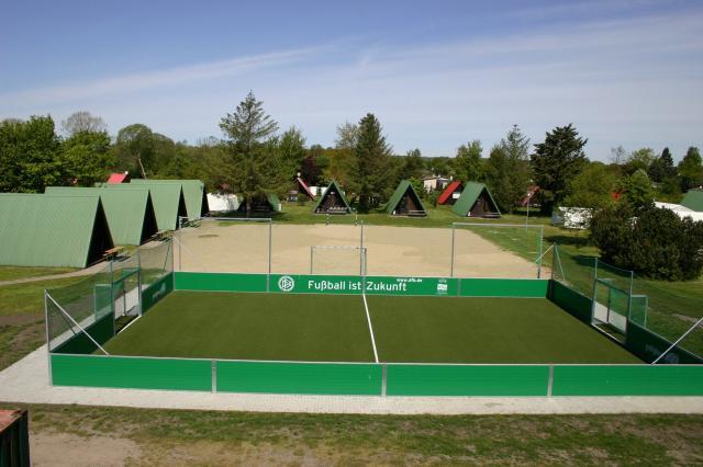 Feriencamp Lensterstrand