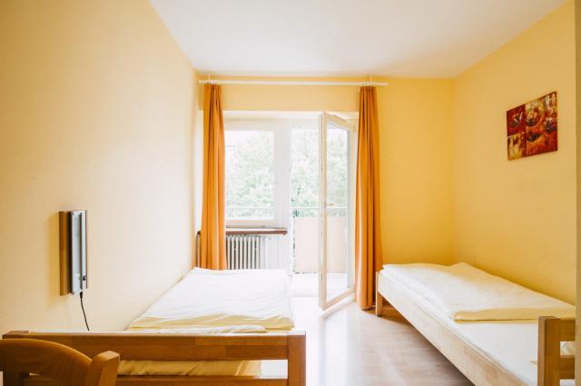 Jugendherberge Augsburg / Hostel Sleps