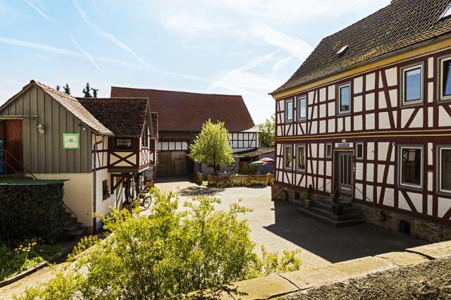 """Reit- und Ferienhof """"Kastanienhof"""""""