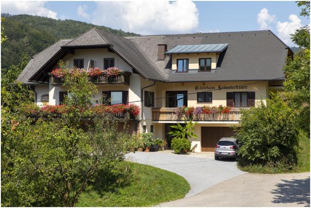 Gasthaus-Gästehaus Schusterbauer