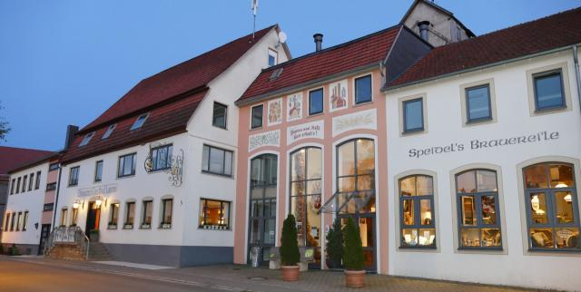 Hotel Speidel`s Braumanufaktur