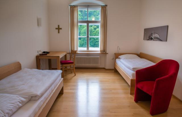 Weltenburger Klosterbetriebe GmbH - Gästehaus St. Georg