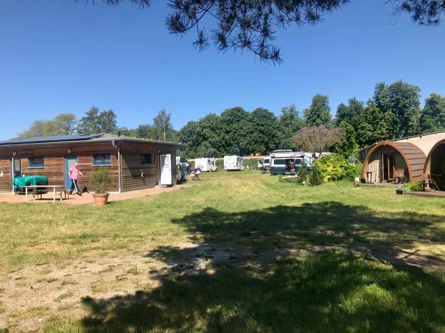 Amazonas-Camp