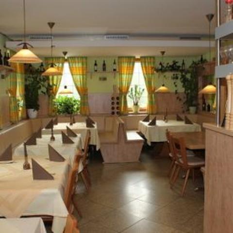 Restaurant Pizzeria Hotel Da Beni