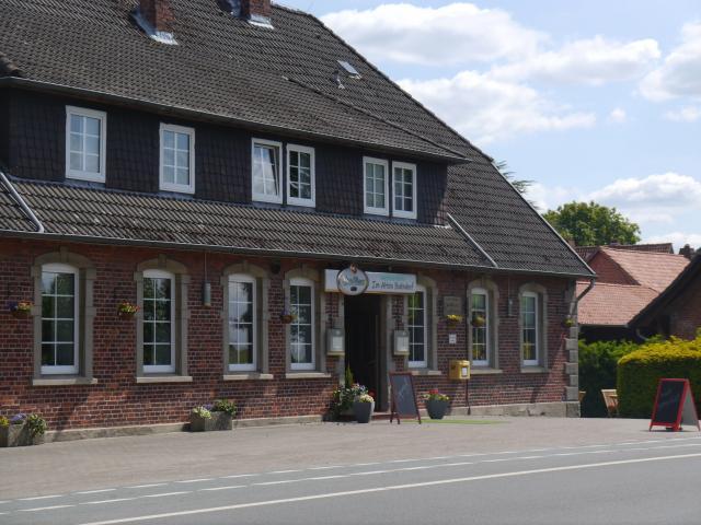 Im Alten Bahnhof