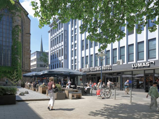 Coffee Fellows Hotel Dortmund