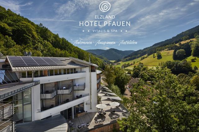 ElzLand Hotel Pfauen WELLNESS, SPA & VITALIS HOTEL