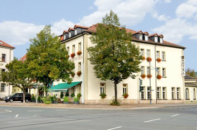 Hotel Schwarzer Bär Jena