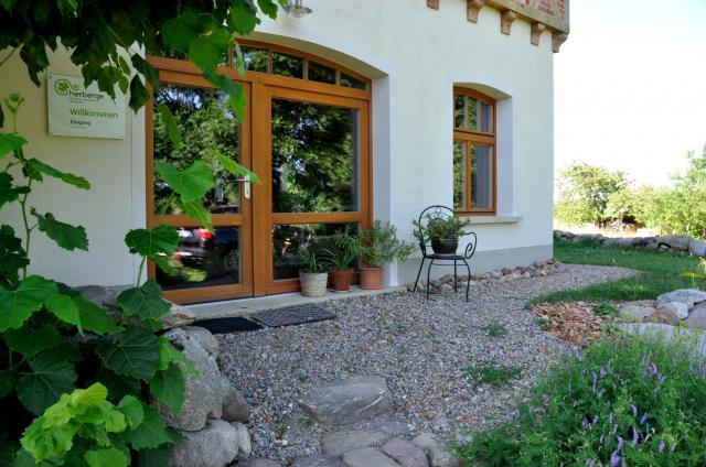 Herberge am kleinen Weingarten Dahrendorf