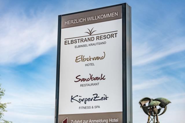 Elbstrand Resort Krautsand GmbH Co. KG