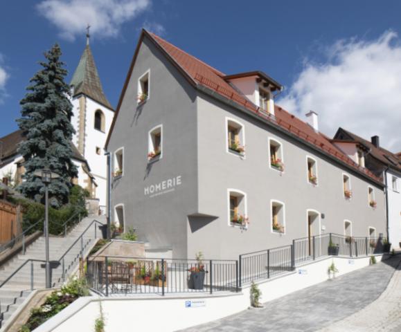 Homerie-Haus für Gäste