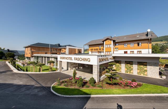 Dorfhotel Fasching ****S