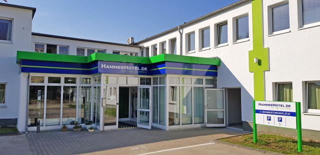 Hammerhotel - Halle/Saale