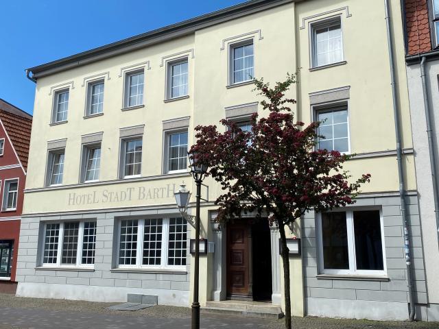 Hotel Stadt Barth